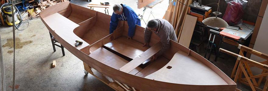 construire son propre bateau